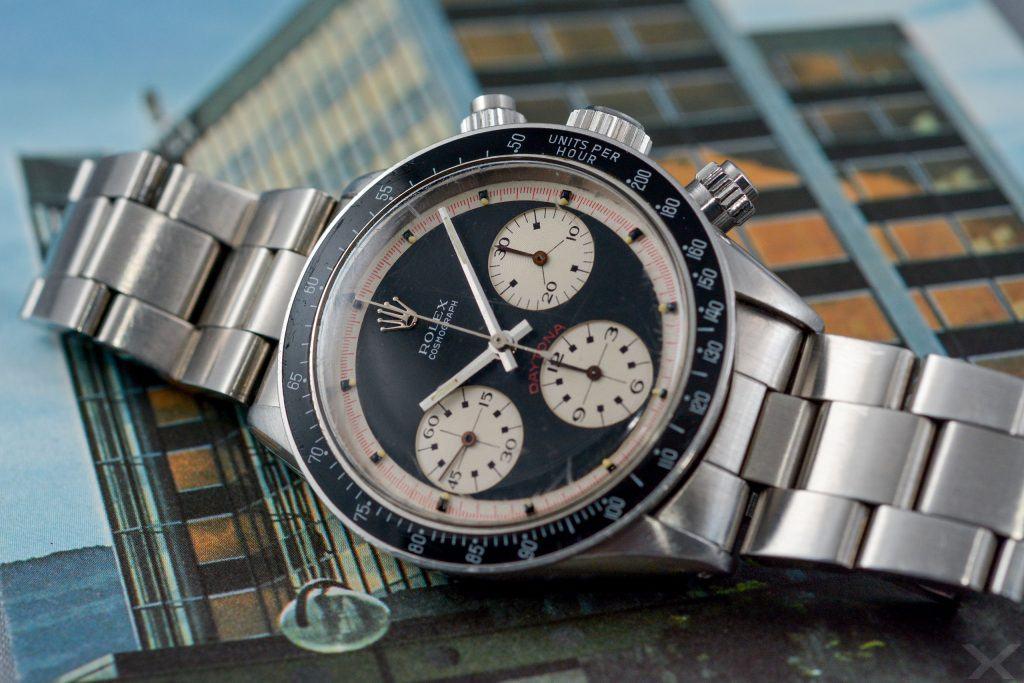 Luxify Rolex Vintage Dr. Crott Auktion