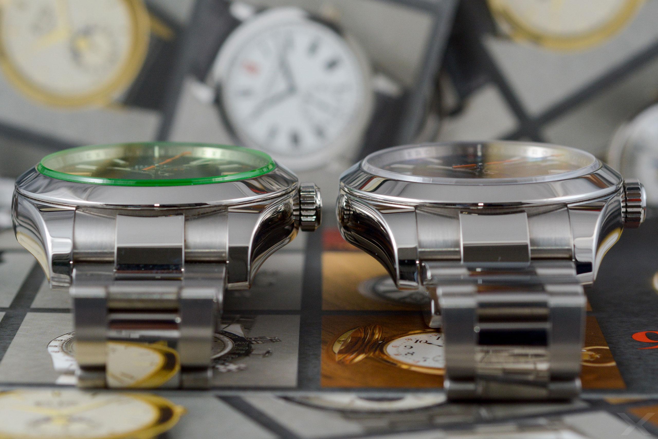 Rolex Milgauss 116400 Dr Crott Luxify