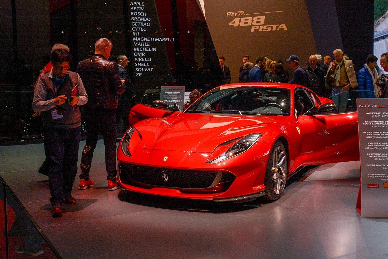 Luxify Ferrari 812 Superfast