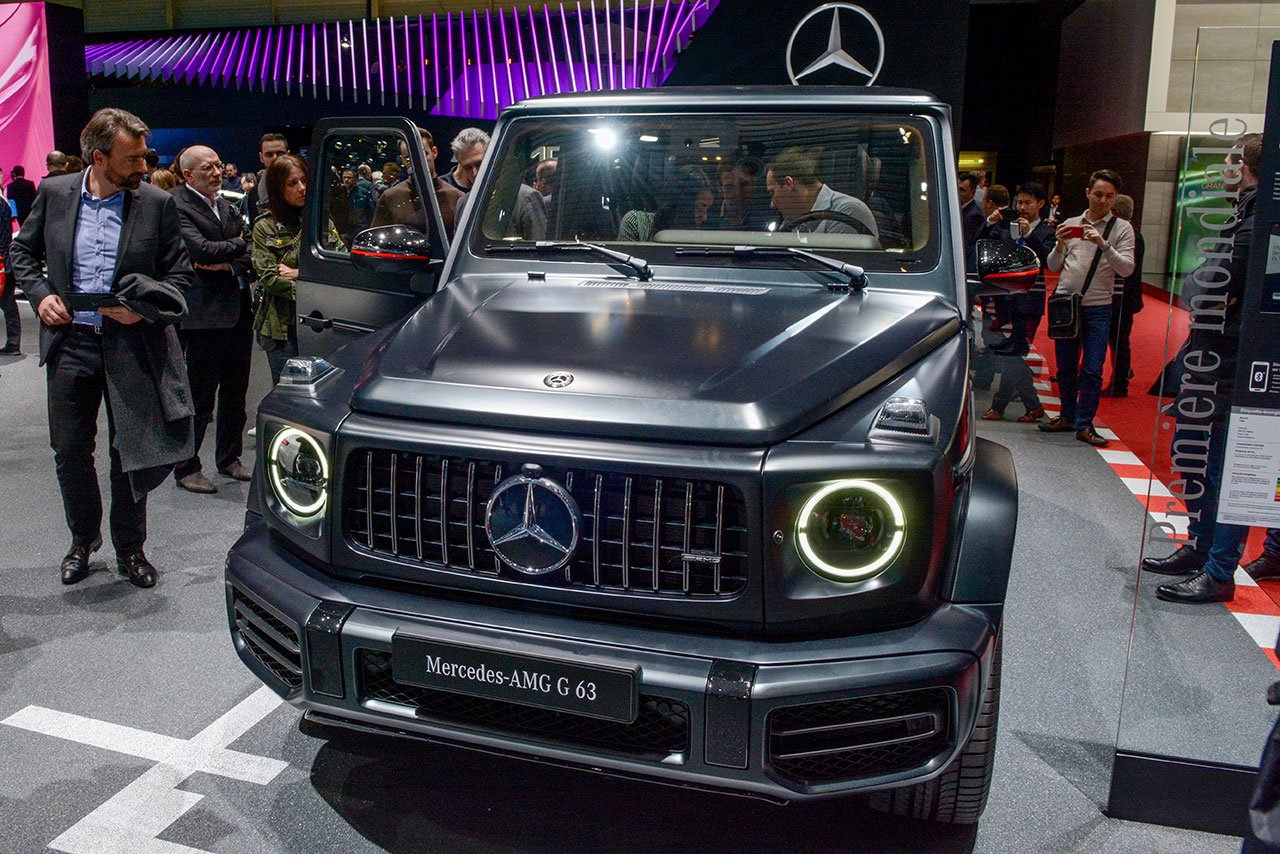Luxify Mercedes-AMG G 63