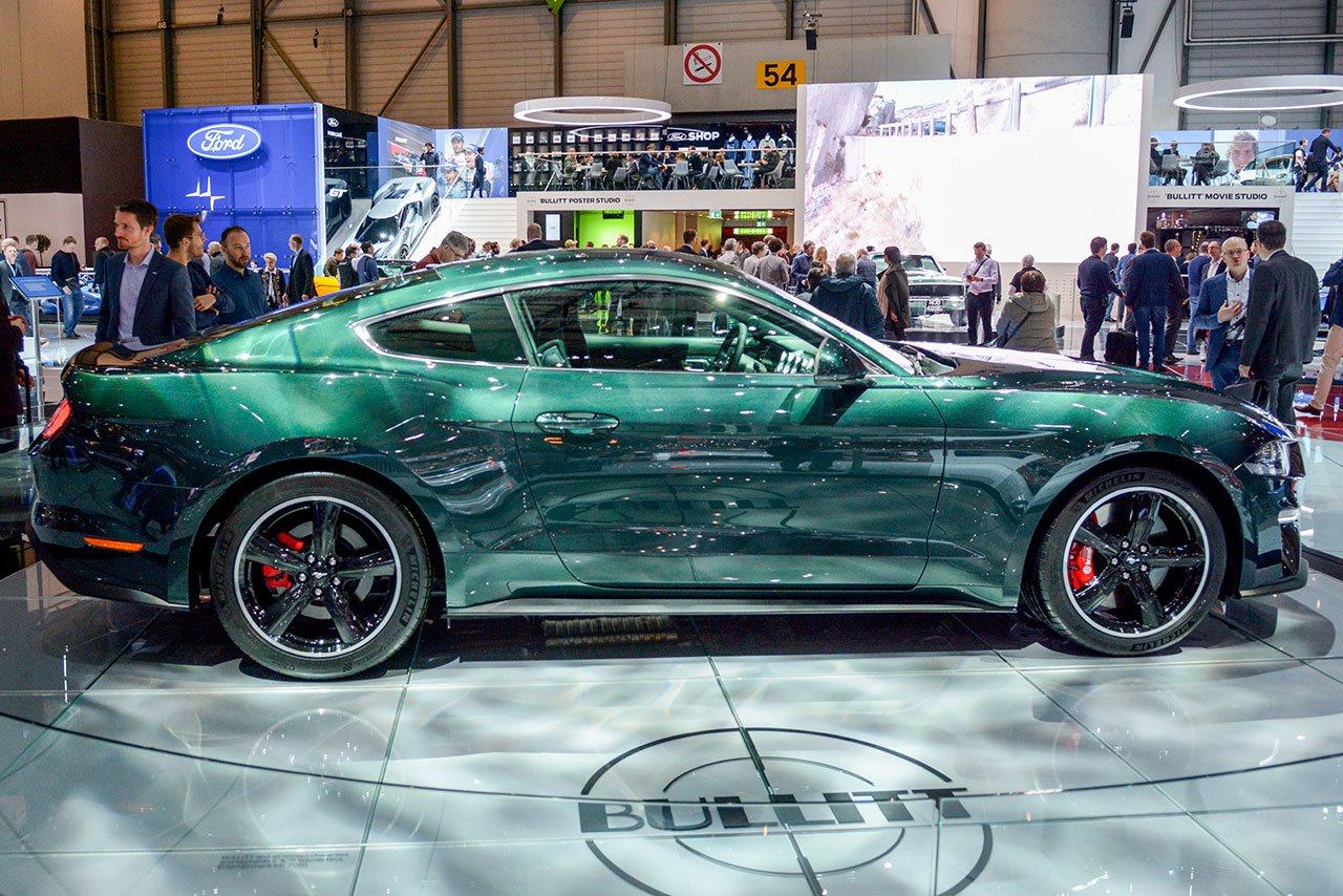 Luxify Ford Mustang Bullitt 2018