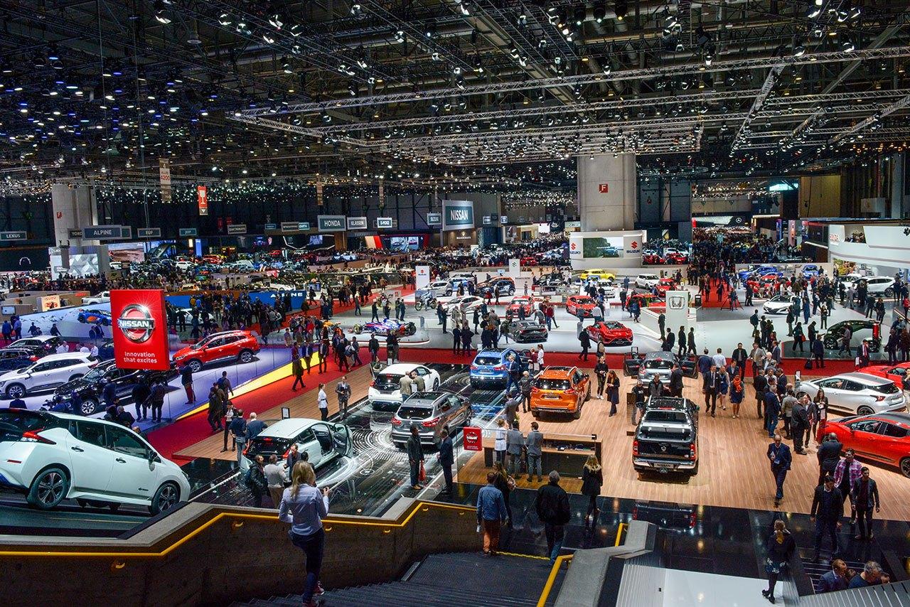 Luxify Autosalon Genf 2018