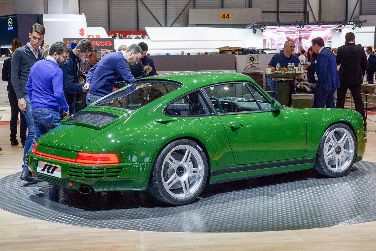 Luxify Autosalon Genf 2018 RUF Porsche SCR