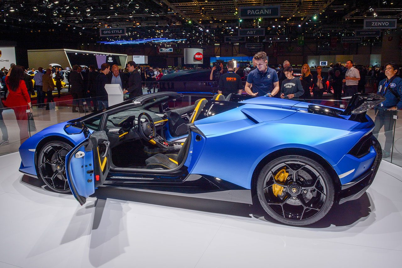 Luxify Lamborghini Huracán Performante Spyder