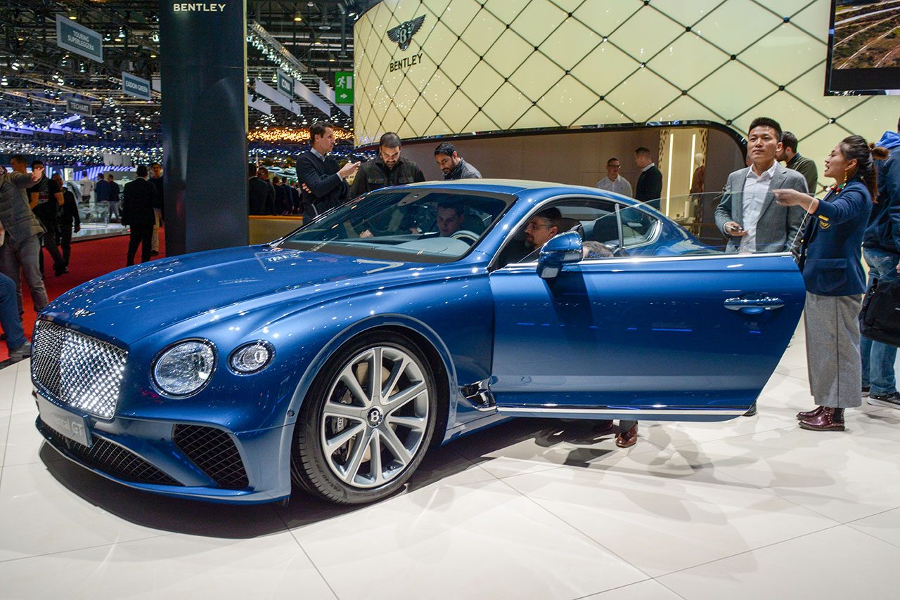 Luxify Bentley Continental GT 2018