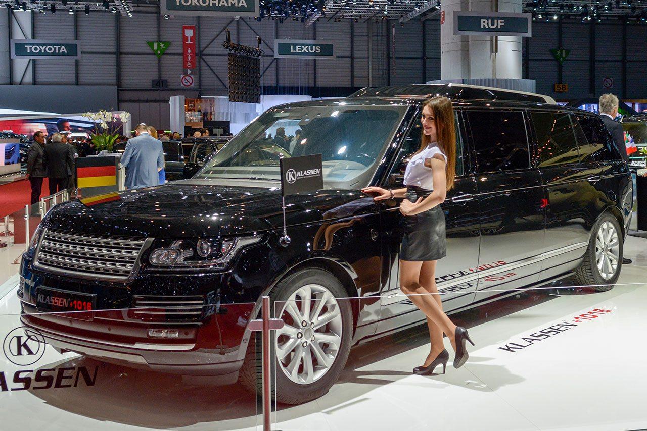 Klassen Range Rover +1016
