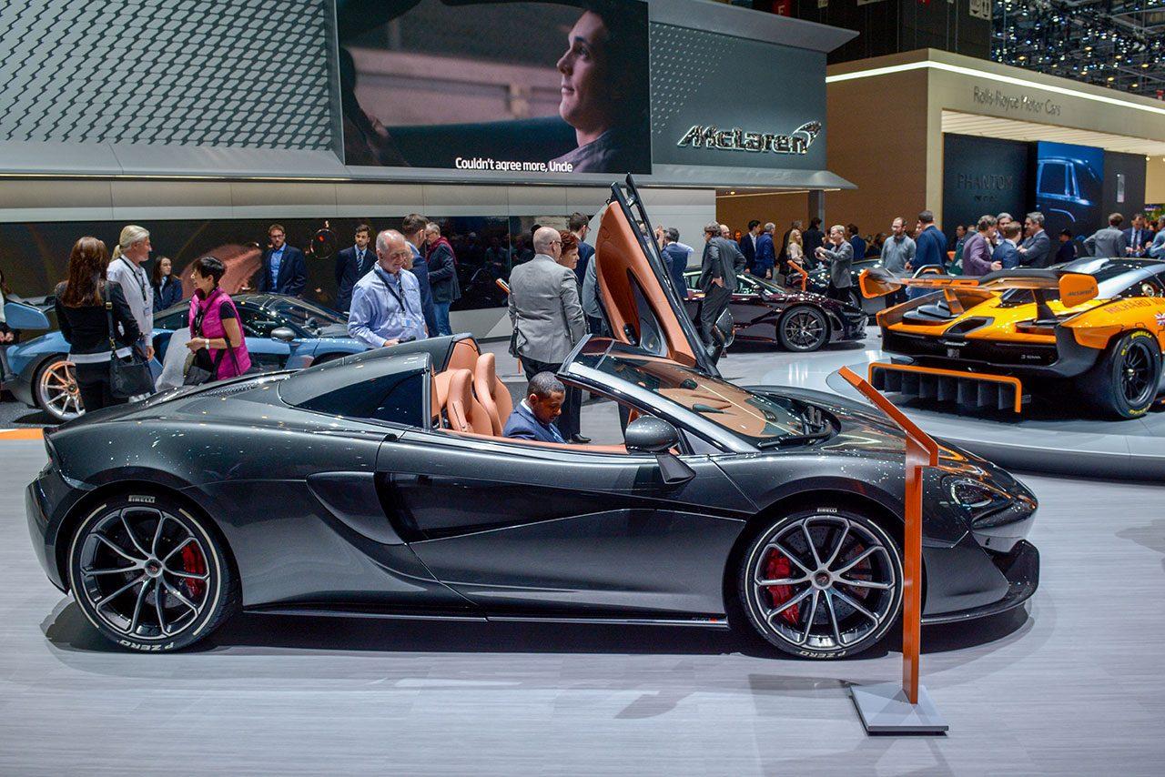 Luxify McLaren 570S Spider