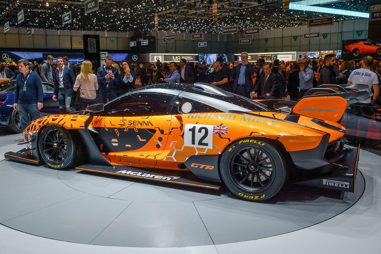 Luxify Autosalon Genf 2018 McLaren Senna