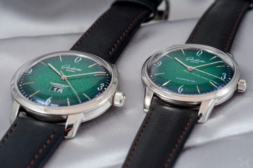 Glashütte Original Sixties Collection 2018