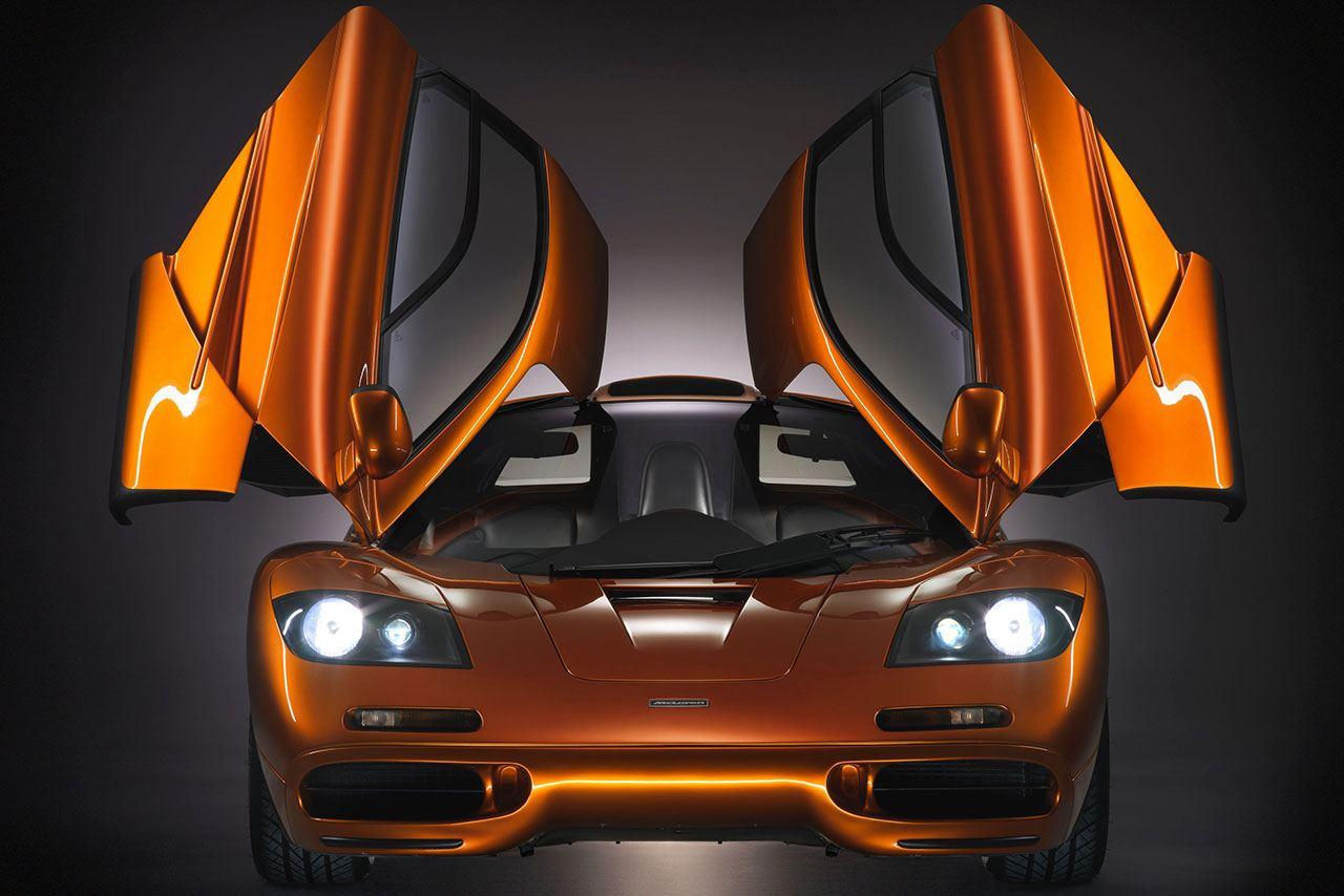 Luxify McLaren F1