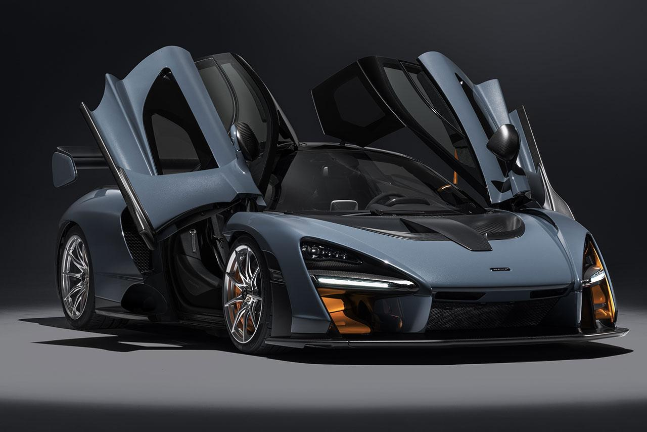 Luxify Review McLaren Ultimate Series P15 Senna