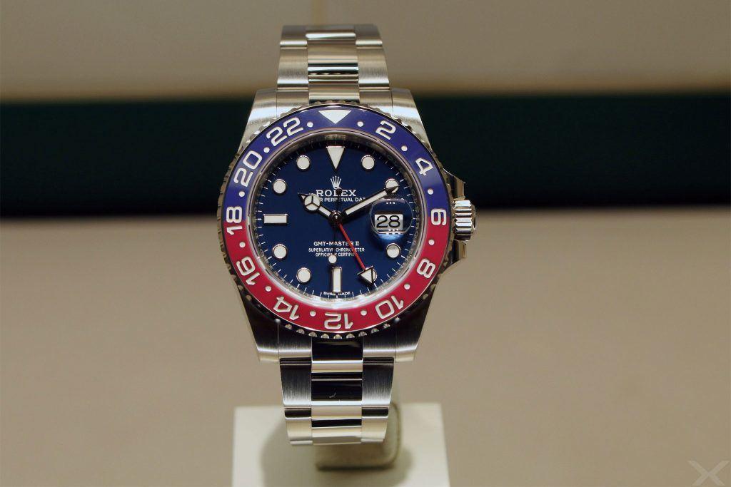 Rolex GMT-Master II, Ref. 116719 BLRO