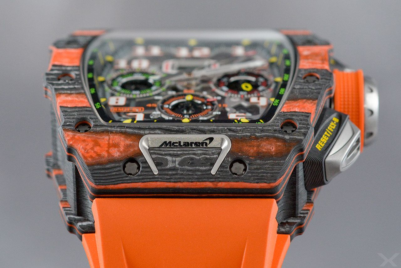 Luxify Review Richard Mille RM 11-03 McLaren