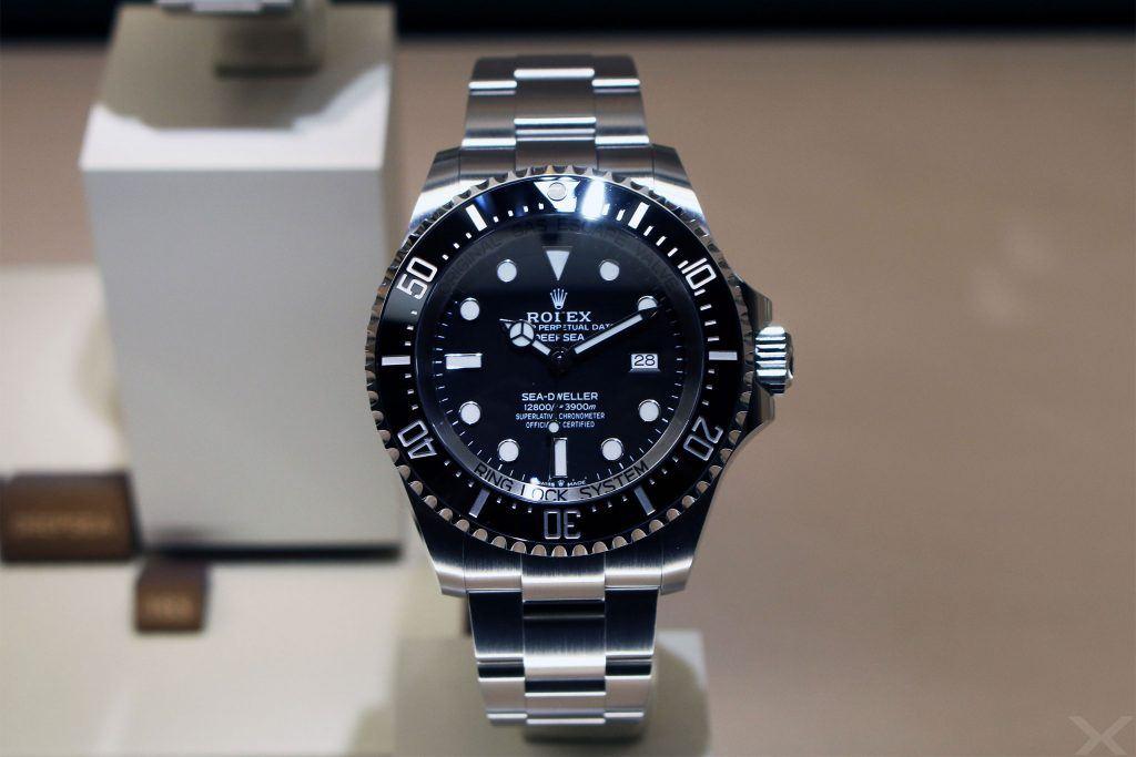 Rolex Sea-Dweller Deepsea , Ref. 126660 Baselworld 2018