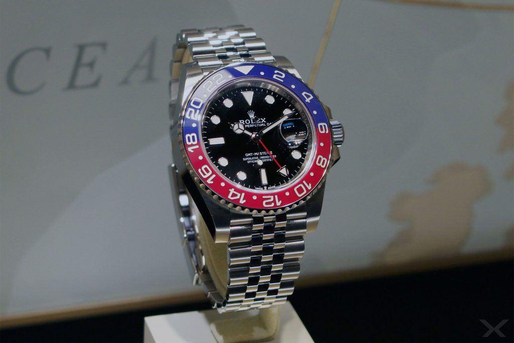 Luxify Baselworld Rolex GMT-Master II , Ref. 126710 BLRO