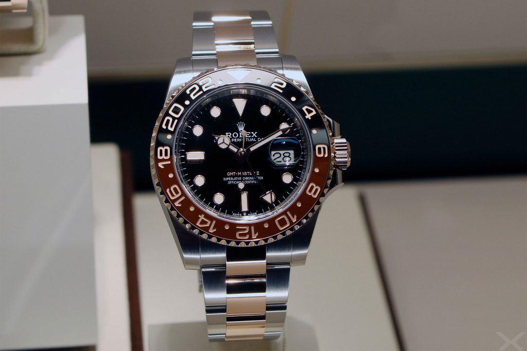 Luxify Baselworld Rolex GMT-Master II , Ref. 126711 CHNR