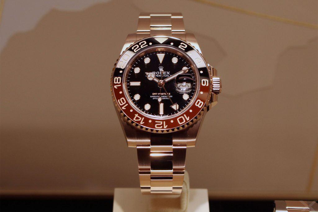Luxify Baselworld Rolex GMT-Master II , Ref. 126715 CHNR
