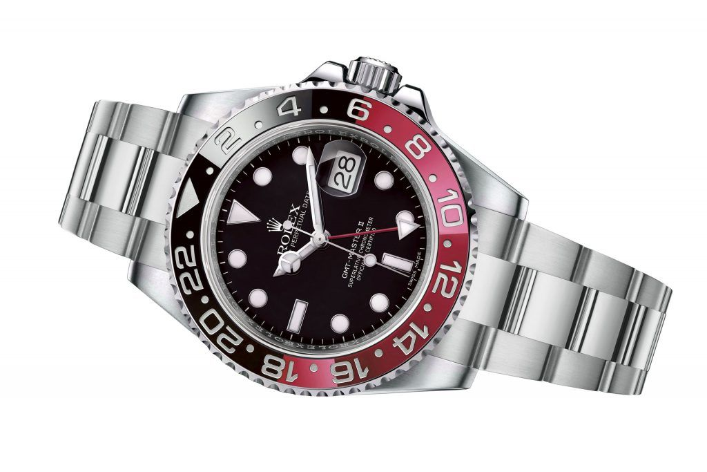 Rolex GMT-Master II 126710 Baselworld 2018