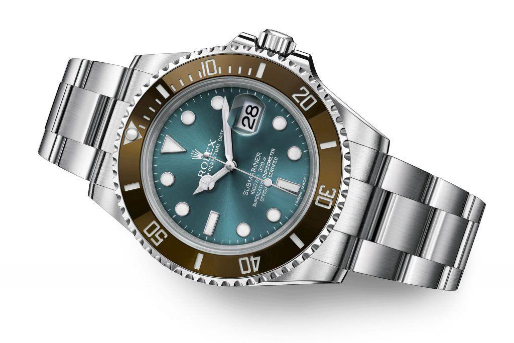 Rolex Submariner Platinum 126616