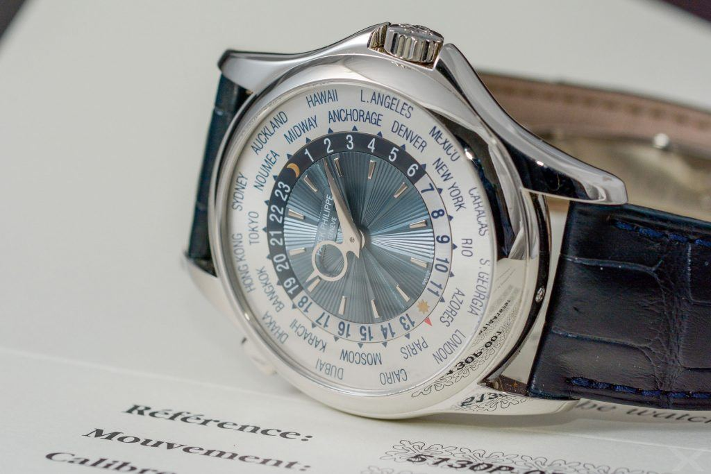 Luxify Review Patek Philippe World Time 5130 Dr. Crott
