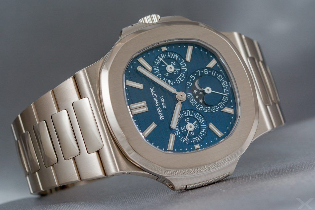 Patek Philippe Discontinued Run Out 2019 Nautilus