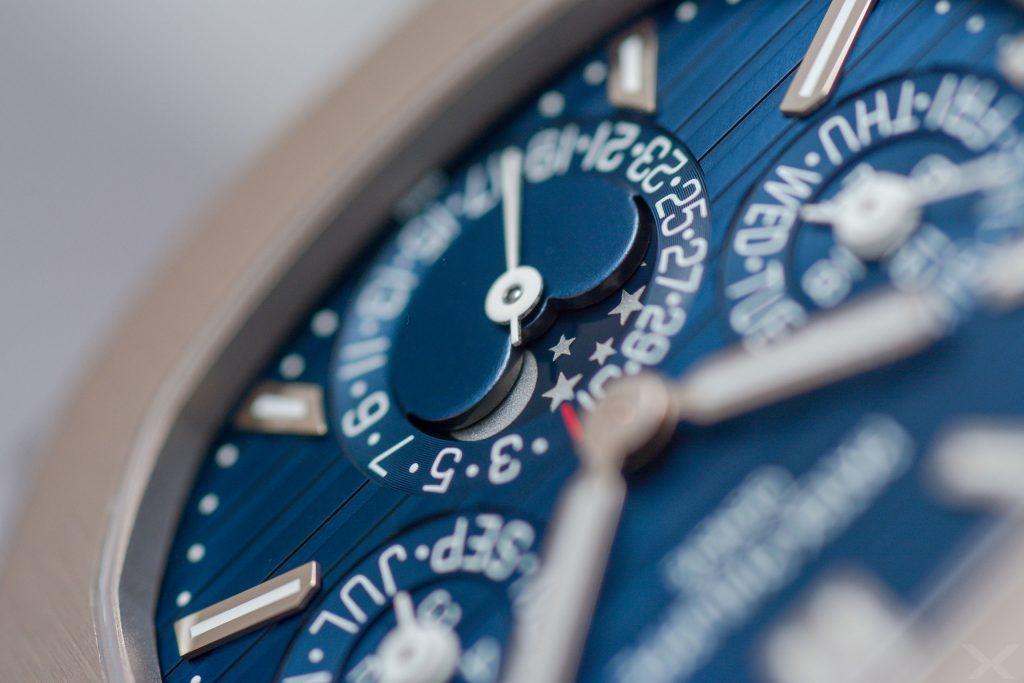 Luxify Review Patek Philippe Nautilus Perpetual Calendar 5740/1G-001