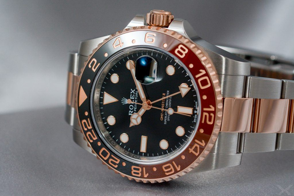 Luxify Review Rolex GMT-Master II 126711 CHNR