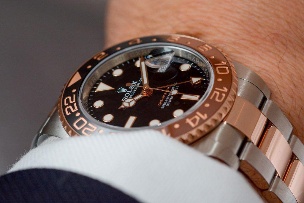 Rolex Preiserhöhung 1. Januar 2020