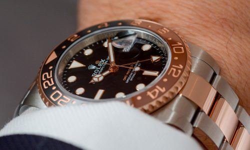 Hands-on Rolex GMT-Master II 126711 CHNR