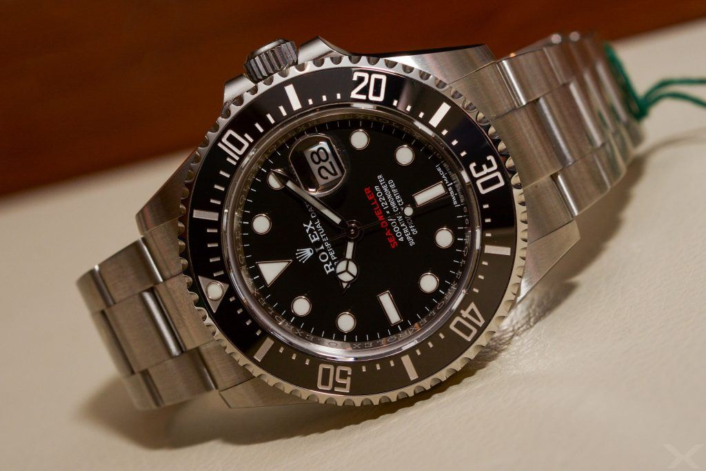 Luxify Video Review Hands-on Rolex Sea-Dweller 126600