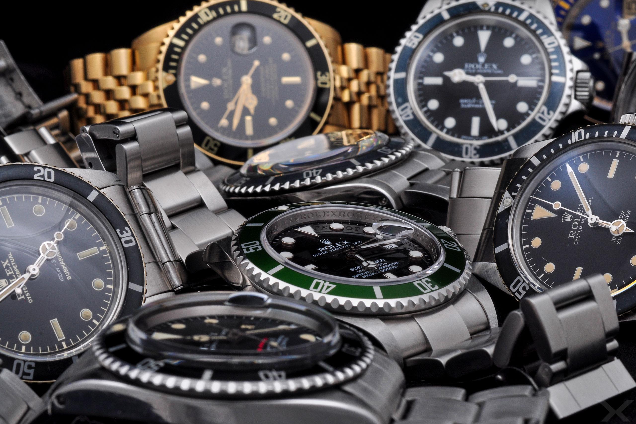Luxify Rolex Submariner 5513