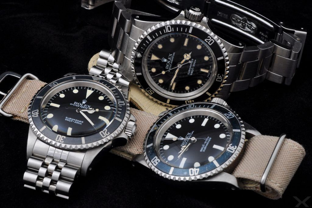 Luxify Rolex Submariner 5513