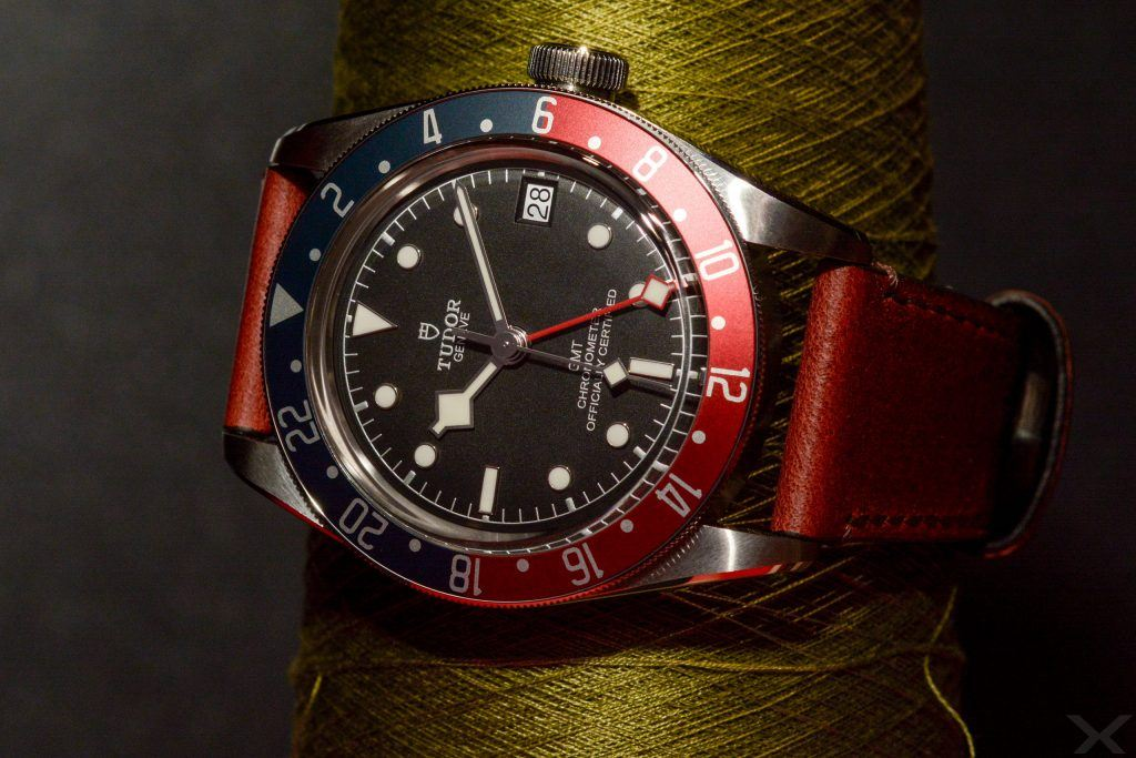Tudor Black Bay Heritage GMT Pepsi