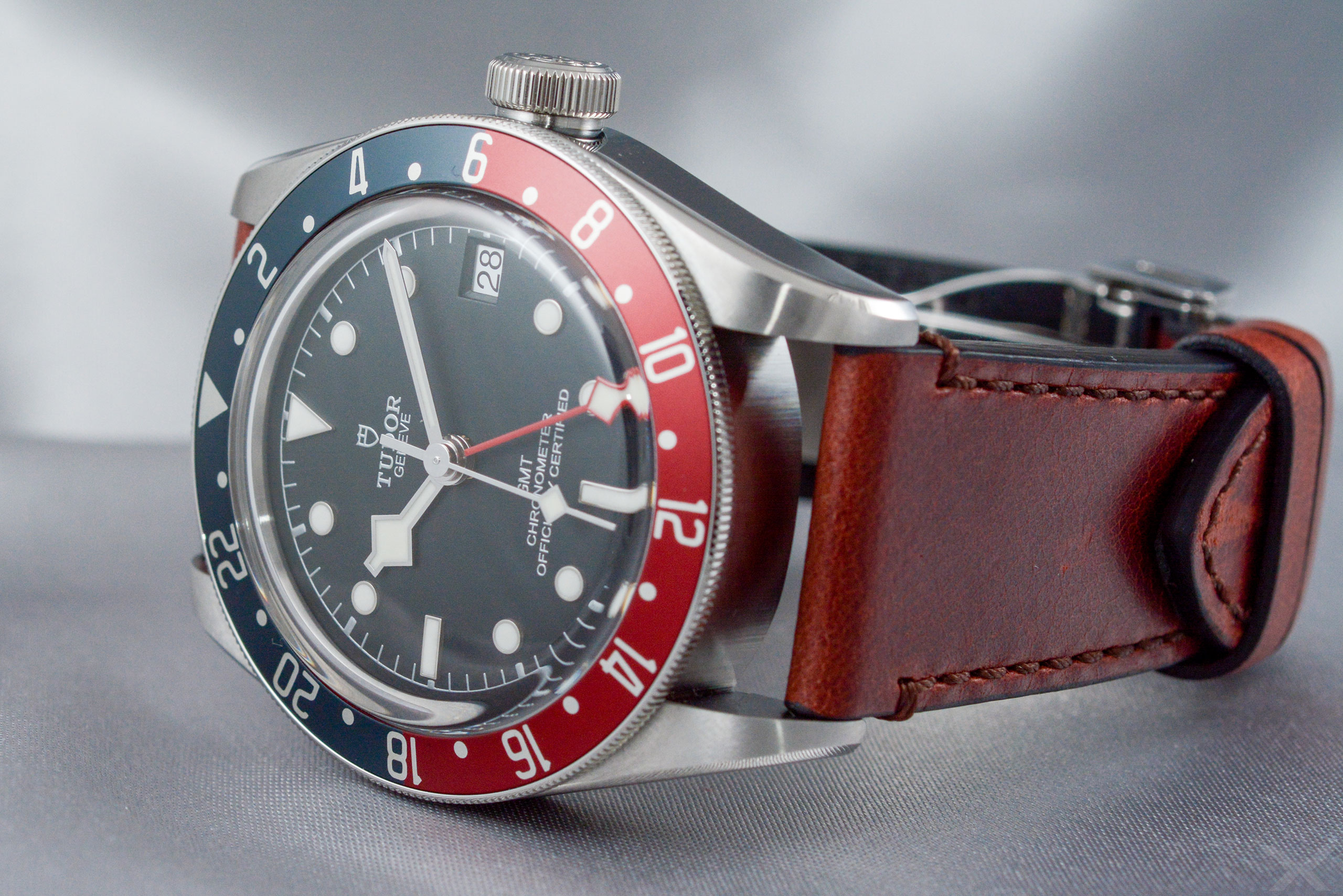 Luxify Review Tudor Heritage Black Bay GMT 79830RB