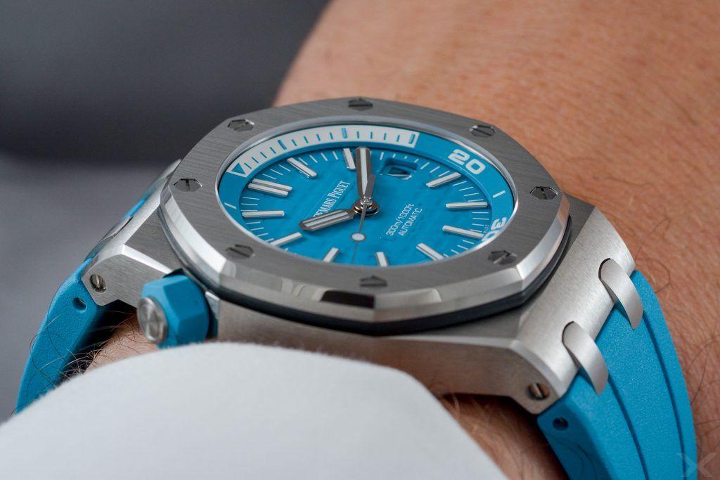 Luxify Sommeruhren 2018 Audemars Piguet Royal Oak Offshore Diver