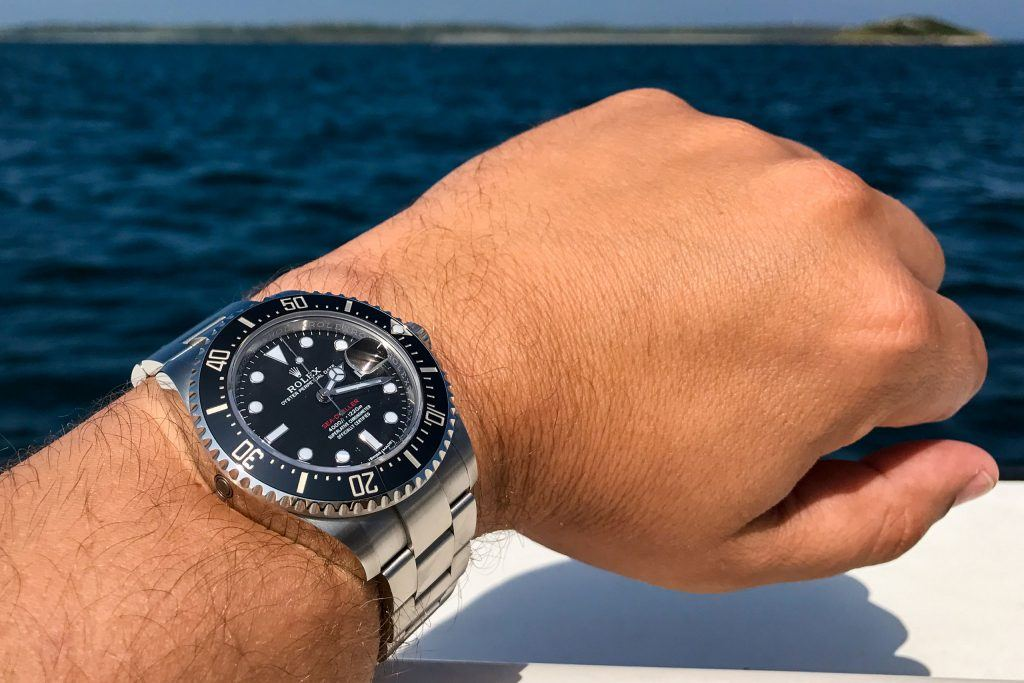 Luxify Review Rolex Sea-Dweller 2017 Little Big Red Sub 126600