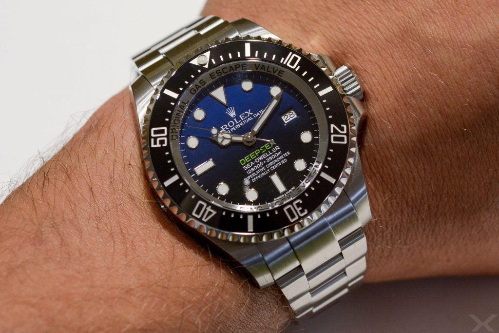 Luxify Review Rolex Sea-Dweller Deepsea 2014 D-Blue 116660
