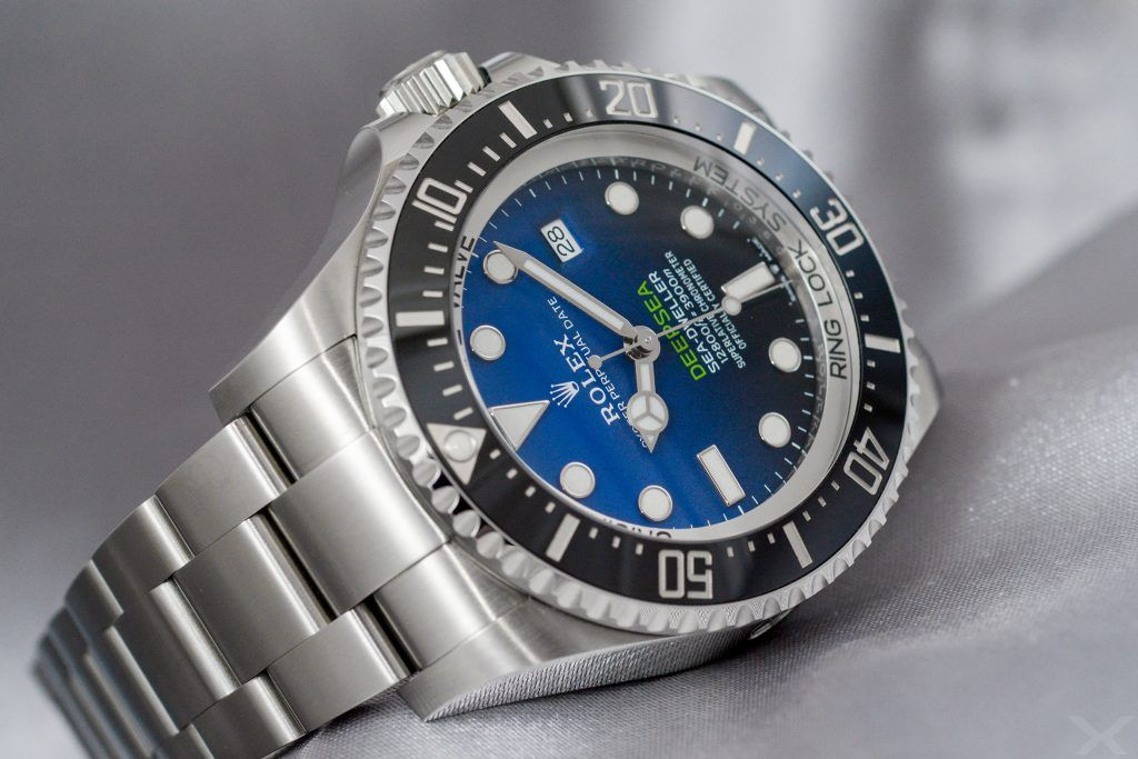 Luxify Review Rolex Sea-Dweller Deepsea 2018 D-Blue 126660