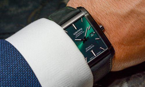 Was soll das?! Grönemeyer designt 'ne Uhr