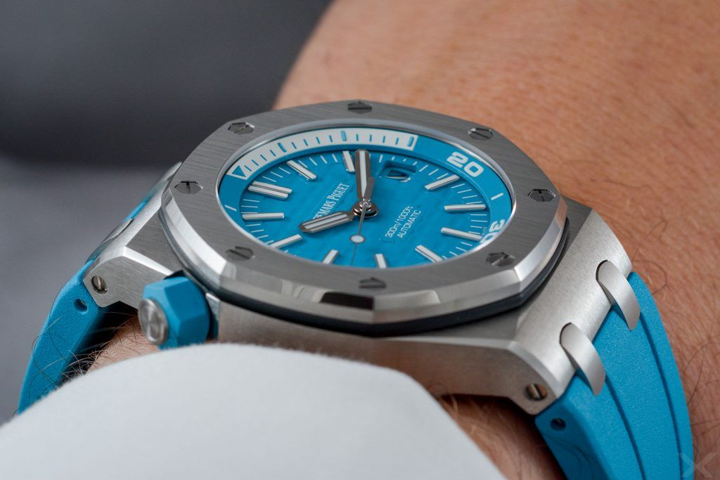 Luxify Review Audemars Piguet Royal Oak Offshore Diver 2018 15710ST