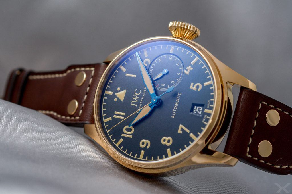 Luxify Review IWC Big Pilot's Watch Heritage Bronze IW501005