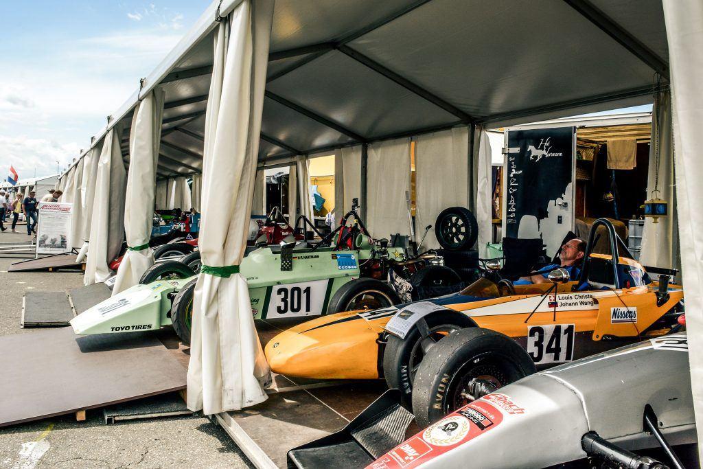 Luxify Richard Mille Nürburgring Classic Eifelrennen 2018 McLaren