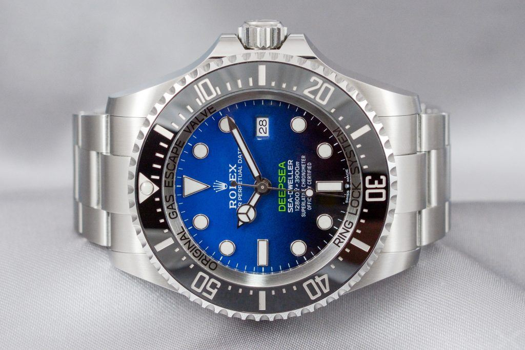Rolex Deepsea Sea-Dweller 126660 D-Blue