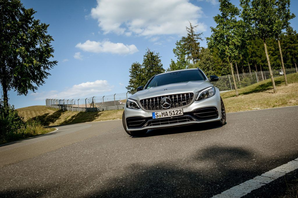 Luxify Test 2019 Mercedes-AMG C 63 S
