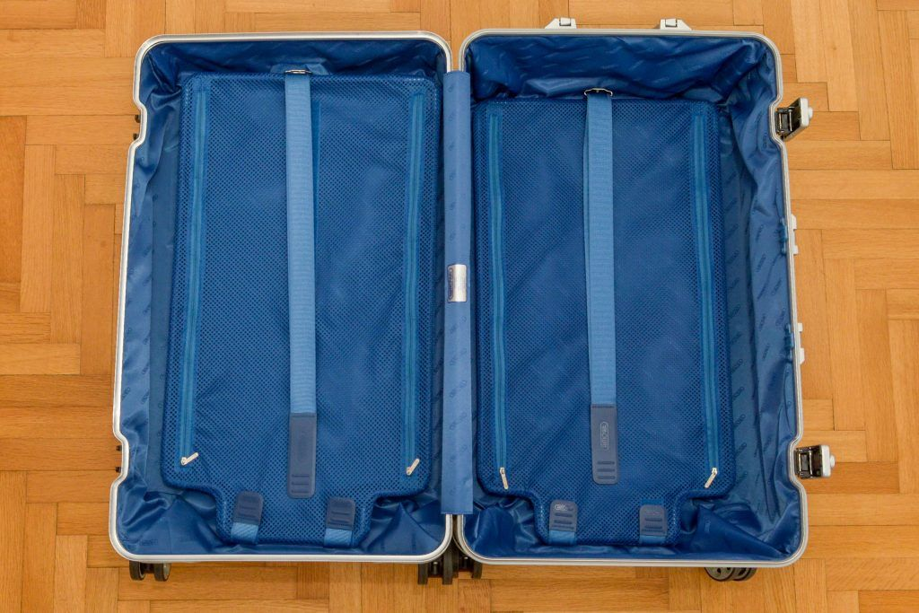 Luxify Review Rimowa Topas Sport Multiwheel Original Trunk