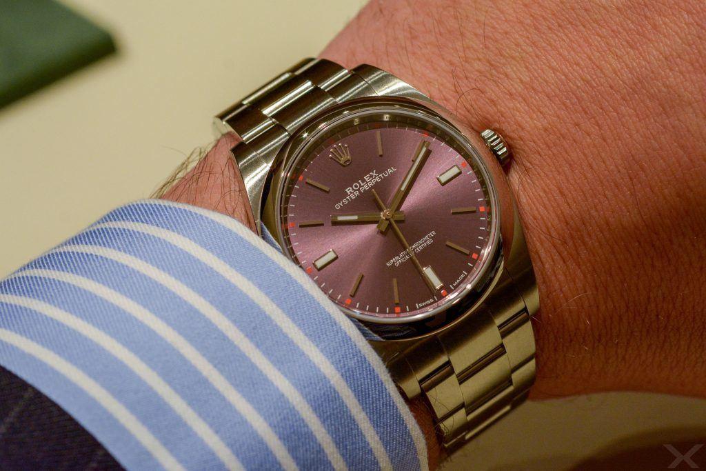Rolex 114200 Preiserhöhung 1. Januar 2020