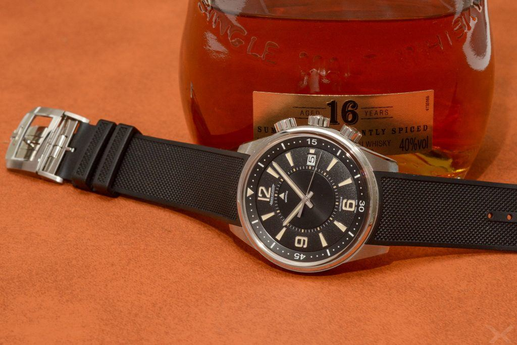 Luxify Review Jaeger-LeCoultre Polaris Memovox