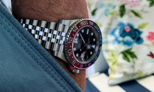 "Hands-on Rolex ""Pepsi"" GMT-Master II: don't believe the Hype!"