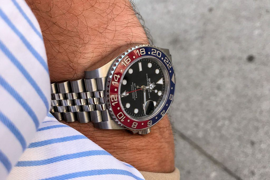 Luxify Review Rolex GMT-Master II 126710 BLRO Pepsi