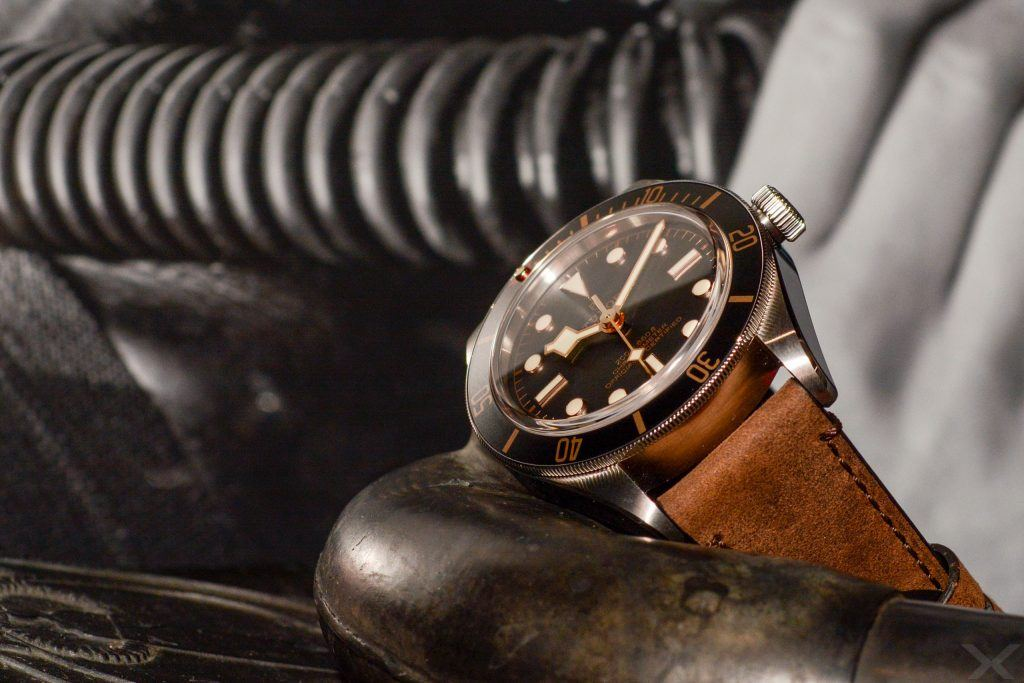 Tudor Black Bay Heritage Fifty-Eight